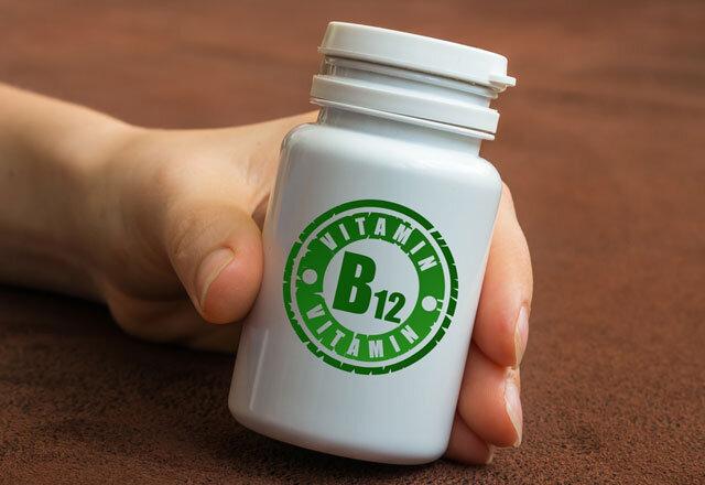 B12 Vitamini Takviyesi