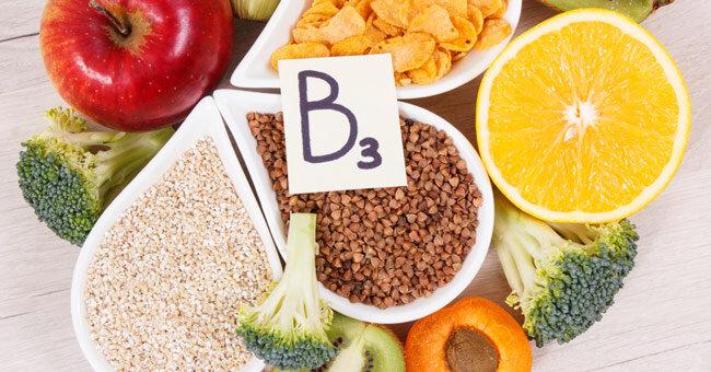 B3 vitamini nelerde bulunur?