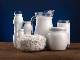 Yoğurt, Süt, Kefir,