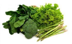 k vitamini sebzeler