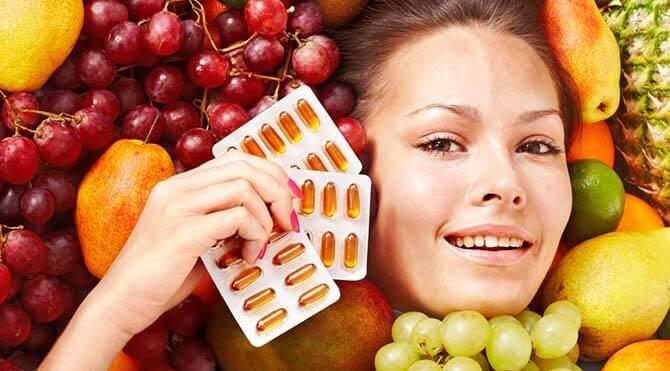 vitamin alım ölçüsü
