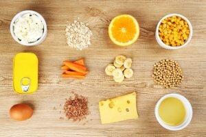 vitamin b yiyecekler