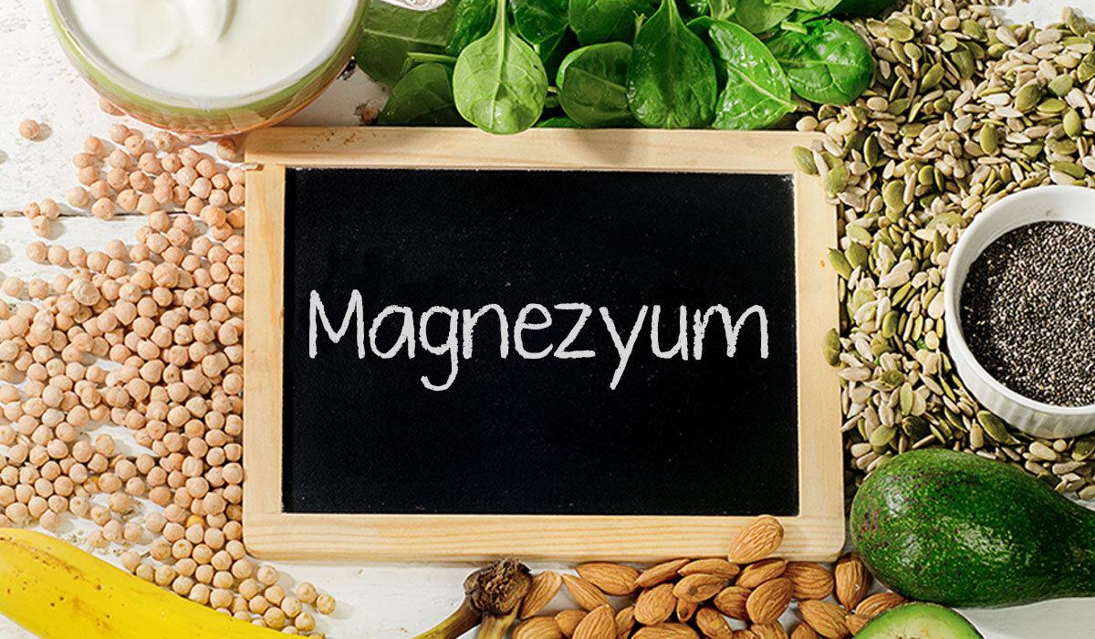 Günlük alınması gereken magnezyum ihtiyacı nedir