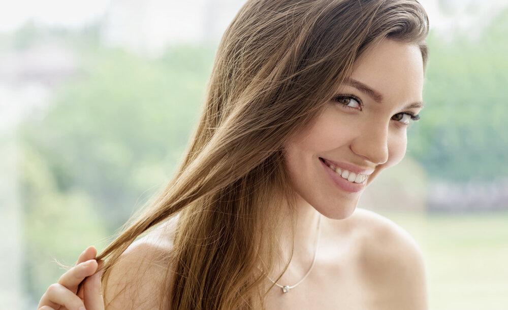 Antioksidanların saçlardaki etkisi.