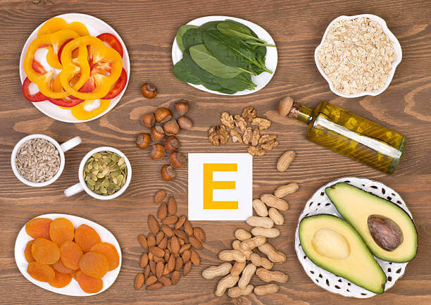 e-vitamini-iceren-gidalar