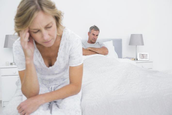 Menopoz döneminde cinsel isteksizlik