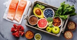 sağlık beslenerek cilt problemlerini çözün