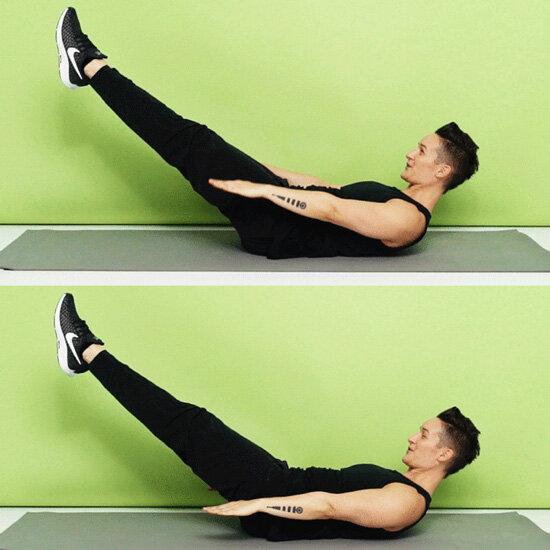 Pilates 100 hareketi nasıl yapılır?