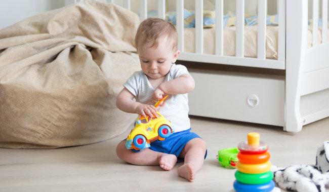 10 aylık bebek uykusu nasıldır?