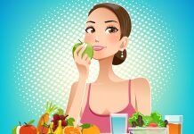 östrojen ve besinler