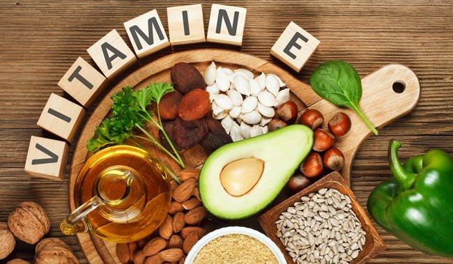 Anksiyeteye iyi gelen E vitamini