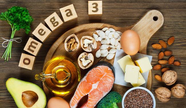Anksiyeteye iyi gelen omega-3